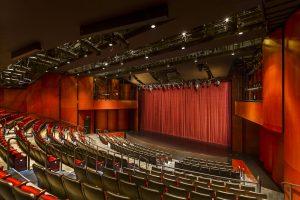 Santa Barbara City College Drama Music Building Modernization 6 Garvin Theatre