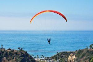 paragliding santa barbara