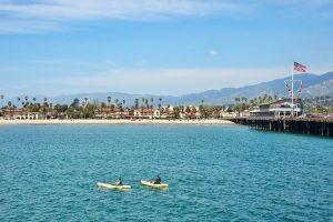 santa barbara sea kayaking