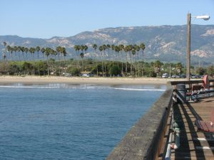 Beachfont homes in Goleta