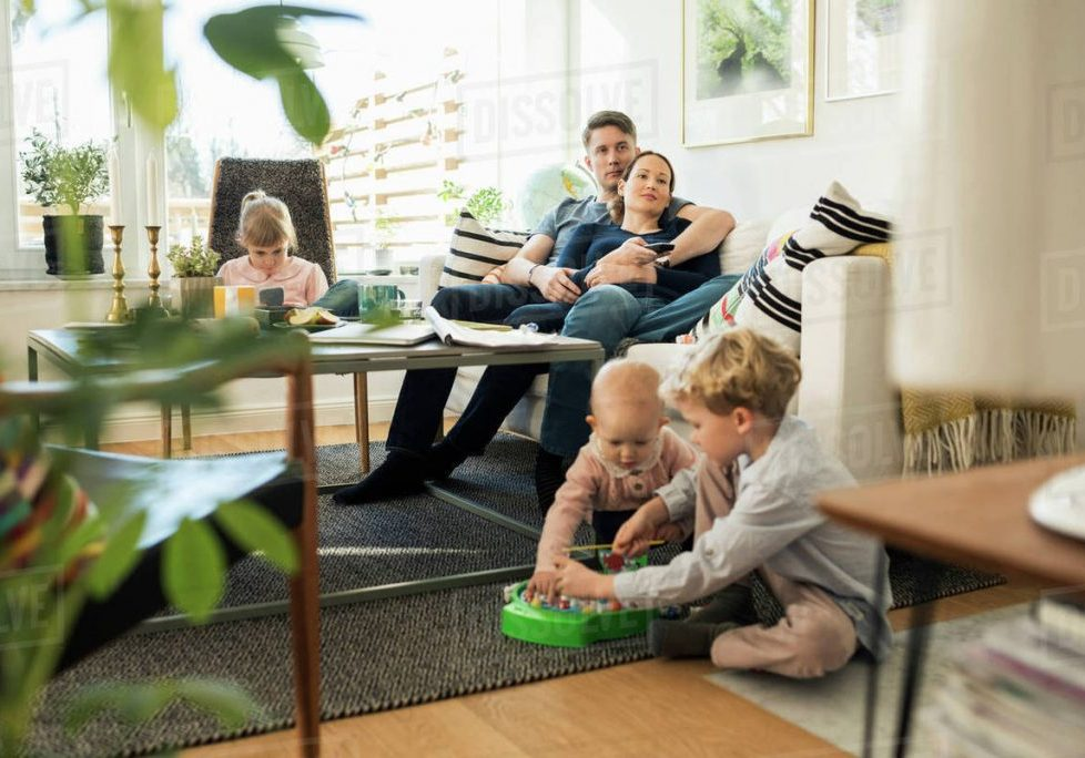 fun activities while at home with kids