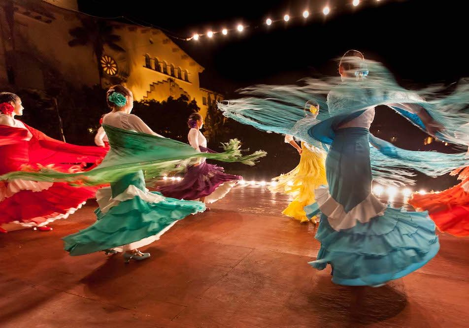 Old Spanish Days Fiesta
